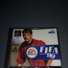 Videojuegos y Consolas: XA4. JUEGO PLAYSTATION FIFA 99. Lote 234809075