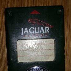 Videojuegos y Consolas: TARJETA DE MEMORIA MEMORY CARD SONY PLAYSTATION JAGUAR RACING ORIGINAL. Lote 235622715
