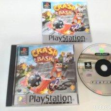 Videojuegos y Consolas: CRASH BASSH PS1 PS2 PS3 MIRE MIS OTROS JUEGOS NINTENDO SONY SEGA MEGADRIVE DREAMCAST SATURN SNES N64. Lote 235710200