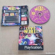 Videojuegos y Consolas: LIVE WIRE (PSX). Lote 235716925