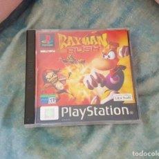 Videojuegos y Consolas: RAYMAN RUSH (PSX). Lote 235719715