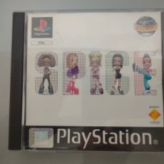 Videojuegos y Consolas: JUEGO PLAYSTATION 1 PS1 SPICE WORLD SPICE GIRLS PAL MANUAL. Lote 236256350