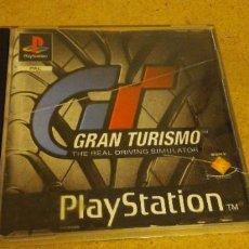 Videojuegos y Consolas: GRAN TURISMO -PLAYSTATION 1. Lote 236971235