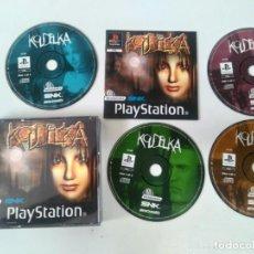 Videojuegos y Consolas: KOUDELKA COMO NUEVO PARA PS1 PS2 PS3 ENTRE Y MIRE MIS OTROS JUEGOS!!. Lote 253809125