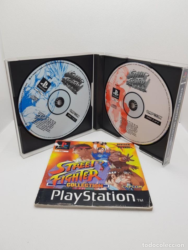 Videojuegos y Consolas: Street Fighter Collection PS1 - Foto 2 - 241121155