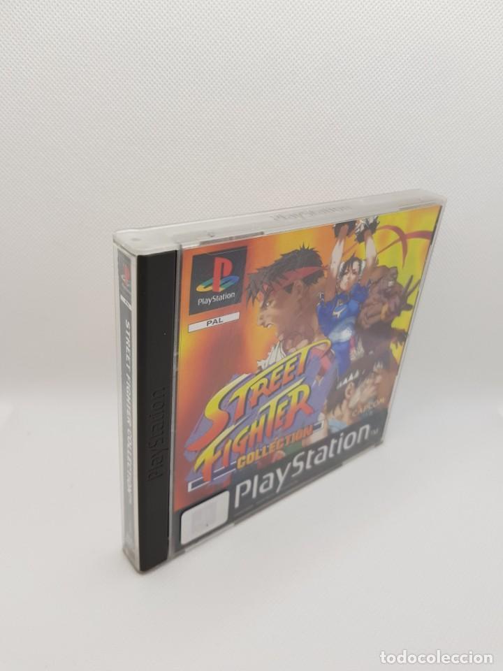 Videojuegos y Consolas: Street Fighter Collection PS1 - Foto 3 - 241121155