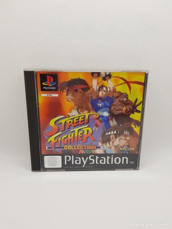 Videojuegos y Consolas: Street Fighter Collection PS1 - Foto 4 - 241121155