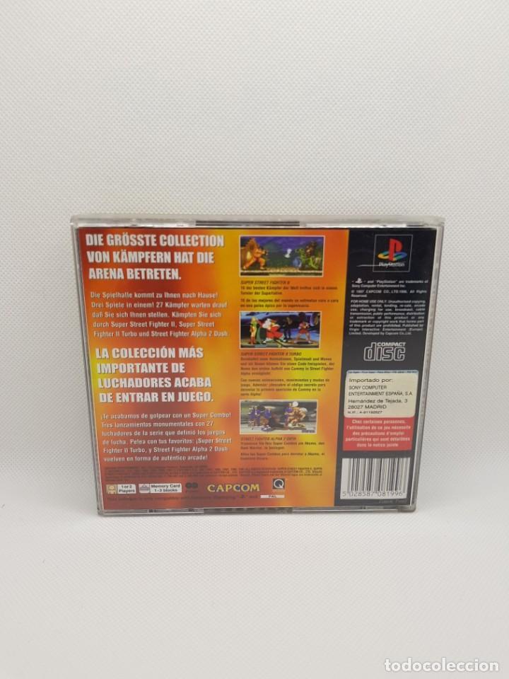 Videojuegos y Consolas: Street Fighter Collection PS1 - Foto 5 - 241121155