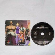Videojuegos y Consolas: DEMO PLAYSTATION 1998. Lote 242138305