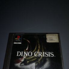 Jeux Vidéo et Consoles: AD4. JUEGO PLAYSTATION DINO CRISIS. Lote 242160540