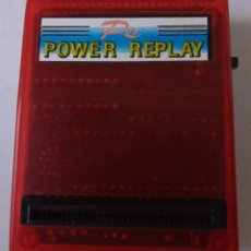 Videojuegos y Consolas: PLAYSTATION PSX CD VERSION POWER REPLAY COLOR NARANJA. Lote 242222885
