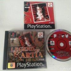 Videogiochi e Consoli: LEGEND OF KARTIA PS1 PS2 PS3 OTROS JUEGOS. Lote 242489865