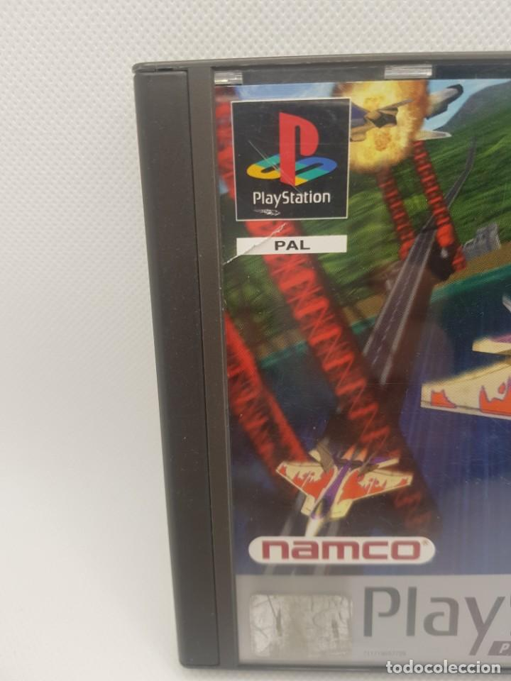 Videojuegos y Consolas: air combat psx ps1 completo platinum NAMCO - Foto 4 - 243793290