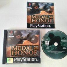 Videojuegos y Consolas: MEDAL OF HONOR PARA PS1 PS2 PS3 SONY ENTRE Y MIRE MIS OTROS JUEGOS DE OTRAS CONSOLAS RETRO.. Lote 244343215