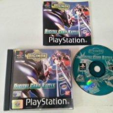Videojuegos y Consolas: DIGIMON DIGITAL CARD BATTLE PS1 PS2 PS3 SONY ENTRE Y MIRE MIS OTROS JUEGOS DE OTRAS CONSOLAS RETRO.. Lote 244383315
