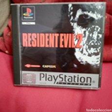 Videojuegos y Consolas: RESIDENT EVIL 2 PLAY STATION PLATINUM COMPLETO. Lote 245118910