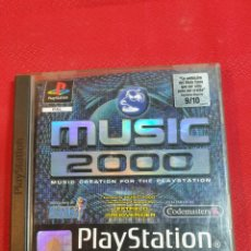 Videojuegos y Consolas: CDS PLAYSTATION MUSIC 2000. Lote 245638185