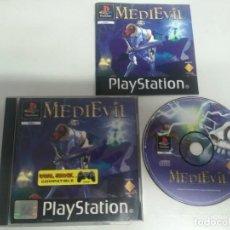 Videojuegos y Consolas: MEDIEVIL PARA PS1 PS2 PS3 SONY ENTRE Y MIRE MIS OTROS JUEGOS!. Lote 245949665