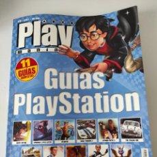 Videojuegos y Consolas: PLAYMANÍA GUÍAS PS1 - NÚMERO ESPECIAL 15 - HARRY POTTER + SPYRO 2 + SYPHON FILTER 3 Y OTROS. Lote 246087075
