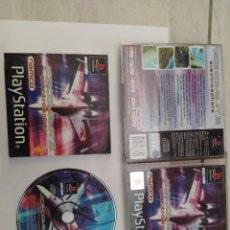 Videojuegos y Consolas: ACE COMBAT 3 PS1 PLAYSTATION PSONE PSX ORIGINAL 100% PAL-ESPAÑA PAL-EUROPE. Lote 246370000