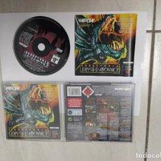 Videojuegos y Consolas: DRAGONHEART FIRE & STEEL PS1 PLAYSTATION COMPLETO PAL-EUROPA ORIGINAL 100%. Lote 246522900