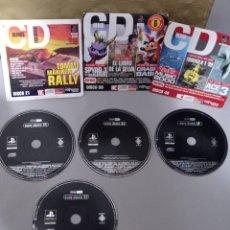 Videojuegos y Consolas: LOTE DE 4 DEMOS PS1. Lote 246793800