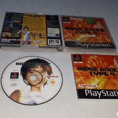 Jeux Vidéo et Consoles: RIDGE RACER TYPE 4 LE FALTA EL DISCO DEMO QUE ANUNCIA. Lote 247503555
