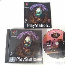 Videogiochi e Consoli: ODDWORLD PARA PS1 PS2 PS3 SONY ENTRE Y MIRE MIS OTROS JUEGOS!. Lote 248017905