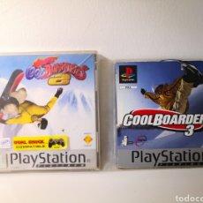 Videojuegos y Consolas: LOTE COOL BOARDERS 2 Y 3. PLAYSTATION 1. Lote 248501240