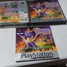 Jeux Vidéo et Consoles: JUEGO SPYRO THE DRAGON PARA PS1 PLAYSTATION 1 COMPLETO. Lote 251506405