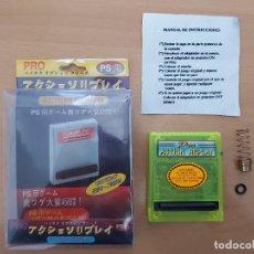 Videojuegos y Consolas: PSONE ACTION REPLAY PRO PARA PS1 PLAYSTATION PSX. Lote 253802875