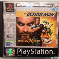 Videojuegos y Consolas: PS1 ACTION MAN MISSION XTREME. Lote 254205515