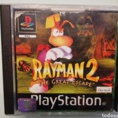 Videojuegos y Consolas: PS1 RAYMAN 2. Lote 254205805