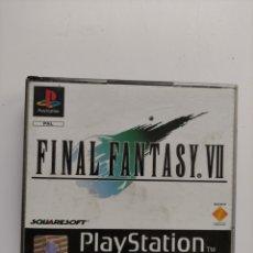 Videojuegos y Consolas: FINAL FANTASY VII. Lote 254597845