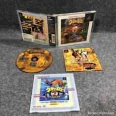 Videojuegos y Consolas: CRASH BANDICOOT SONY PLAYSTATION PS1. Lote 254639970