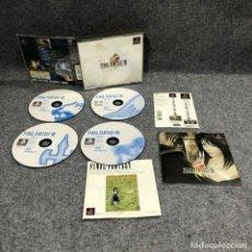 Videojuegos y Consolas: FINAL FANTASY VIII SONY PLAYSTATION PS1. Lote 254639990