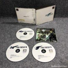 Videojuegos y Consolas: FINAL FANTASY VII SONY PLAYSTATION PS1. Lote 254640005