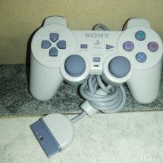 Videojuegos y Consolas: MANDO ORIGINAL PS1 BLANCO PS ONE. Lote 254775810