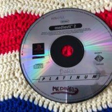 Jeux Vidéo et Consoles: MEDIEVIL 2 PSX PSONE PS1 PLAYSTATION ONE PLAY STATION 1 KREATEN. Lote 255940320