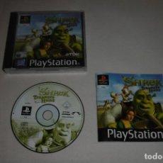 Videojuegos y Consolas: SONY PLAYSTATION 1 PS1 SHREK TREASURE HUNT. Lote 256005700