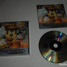 Videojuegos y Consolas: SONY PLAYSTATION 1 PS1 MICKEYS WILD ADVENTURE. Lote 256006735