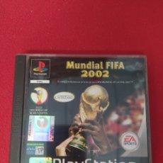 Videojuegos y Consolas: MUNDIAL FIFA 2002. Lote 257665470