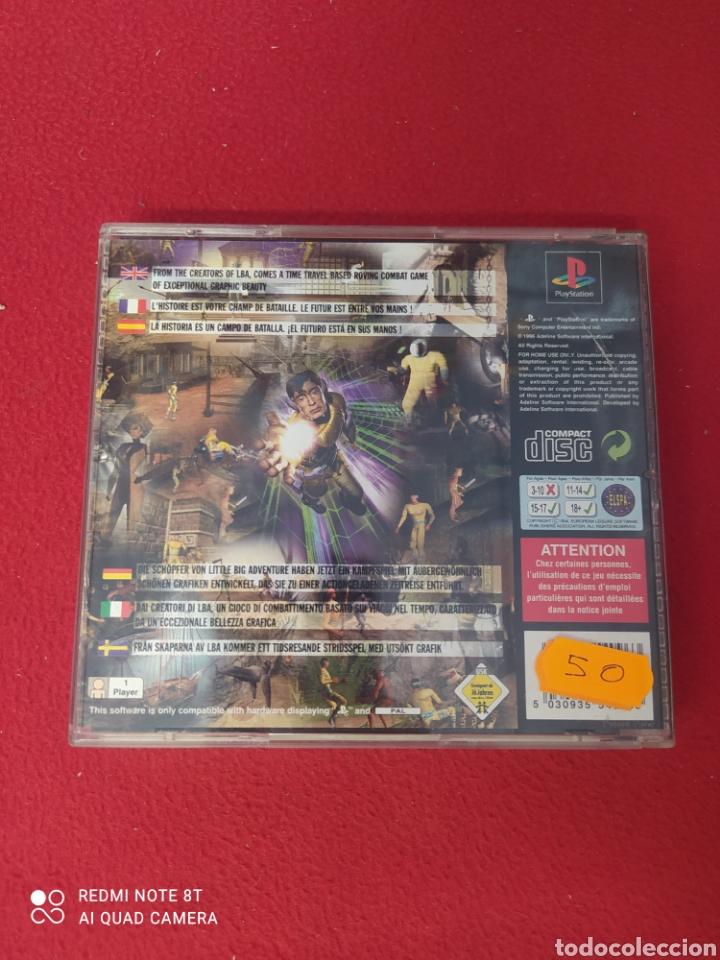 Videojuegos y Consolas: TIME COMMANDO - Foto 2 - 257666090