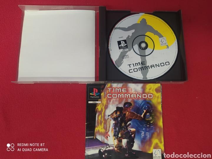 Videojuegos y Consolas: TIME COMMANDO - Foto 3 - 257666090