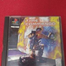 Videojuegos y Consolas: TIME COMMANDO. Lote 257666090