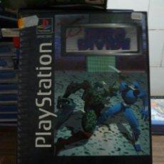 Videojuegos y Consolas: ZERO DIVIDE EN CAJA GRANDE PARA PLAYSTATION. Lote 258059295