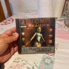Videojuegos y Consolas: JUEGO PARA PSX PLAY 1 TOMB RAIDER. Lote 260405505