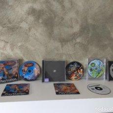 Videojuegos y Consolas: LOTE JUEGOS DISNEY PS1. Lote 261692375