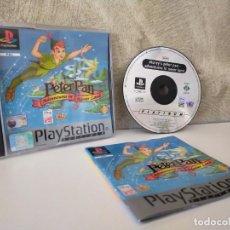 Videojuegos y Consolas: PETER PAN PS1 COMPLETO. Lote 261693790