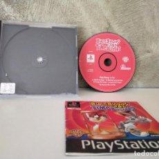 Videojuegos y Consolas: BUGS BUNNY TIME BUSTER PS1. Lote 261697595